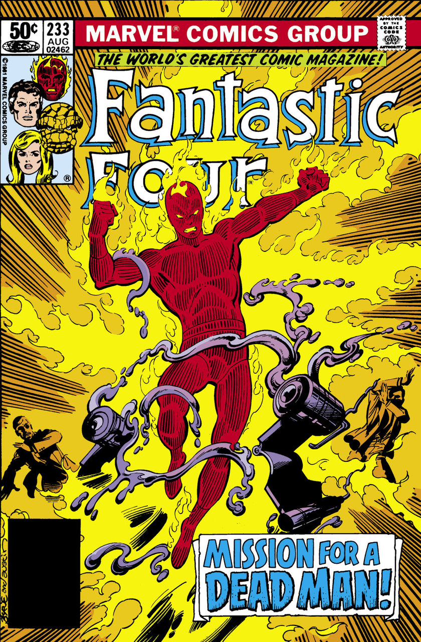 Fantastic Four issue #233 John Byrne igcomicstore