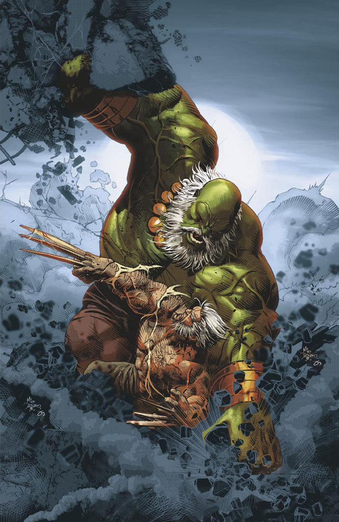 Old Man Logan 2nd Print Variant issue #25 igcomicstore Mike Deodato