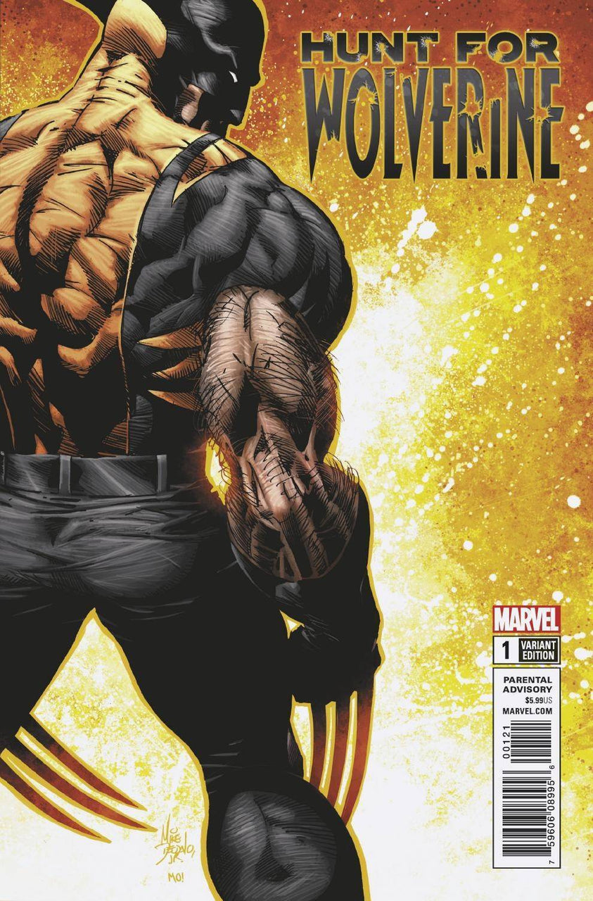 Hunt For Wolverine 1:50 Variant issue #1 Mike Deodato igcomicstore