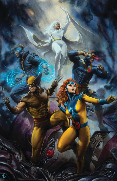 House of X Virgin & Classic Trade Variant Set issue #1 Adi Granov igcomicstore