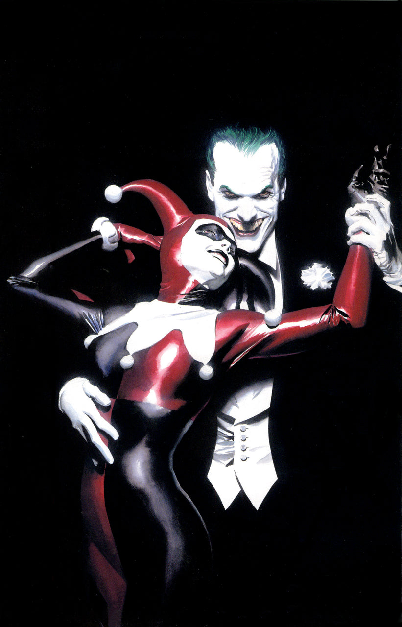 Batman: Harley Quinn issue #nn Alex Ross