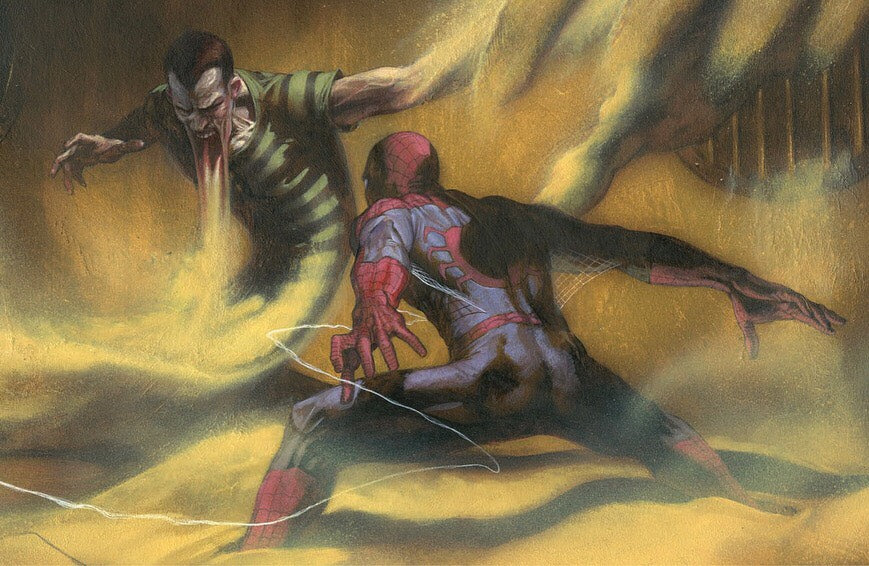 Amazing Spider-Man igcomicstore Virgin Variant issue #1 Gabriele Dell'Otto