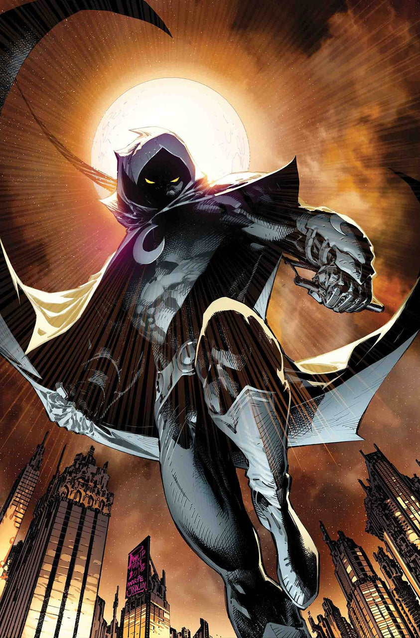 Moon Knight 1:25 Variant issue #200 Phillip Tan