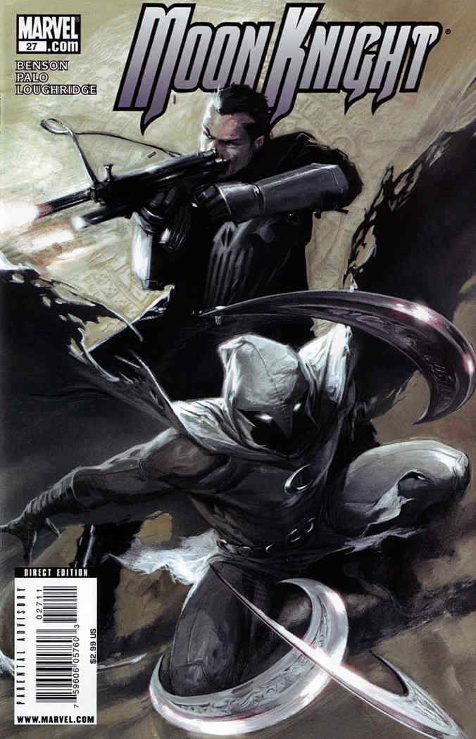 Moon Knight #27 Gabriele Dell'Otto