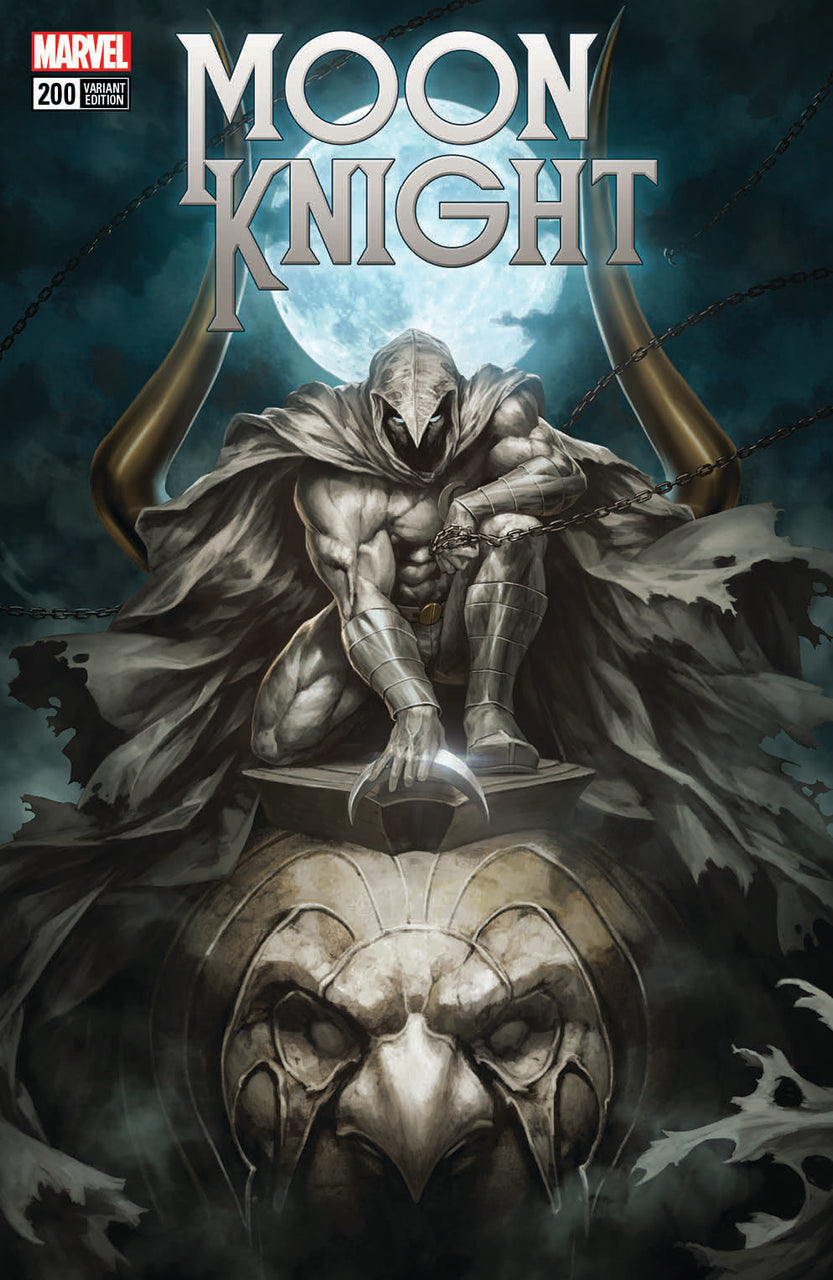 Moon Knight igcomicstore Variant issue #200 Skan