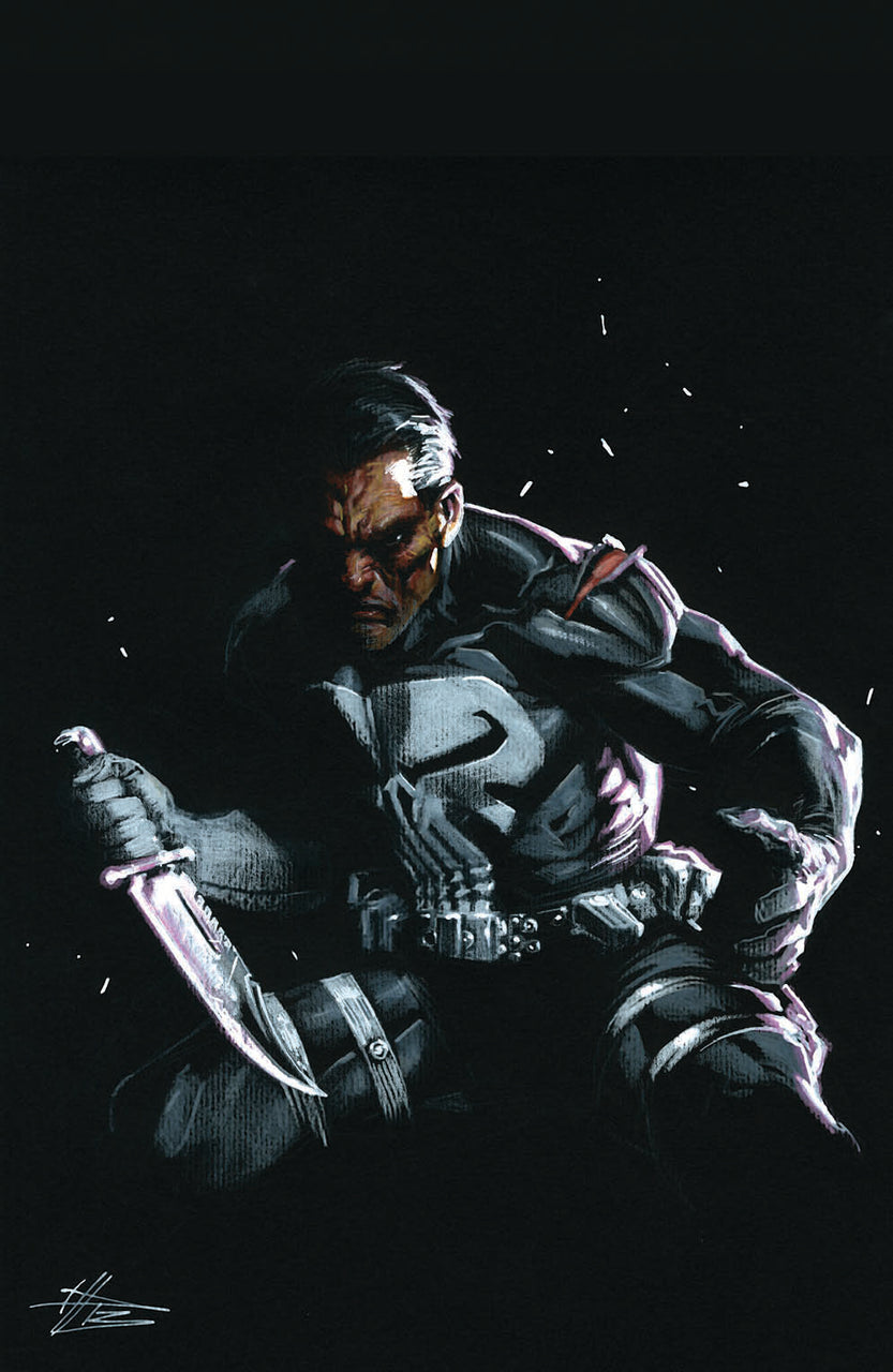 Punisher igcomicstore exclusive variant issue #2 Gabriele Dell'Otto
