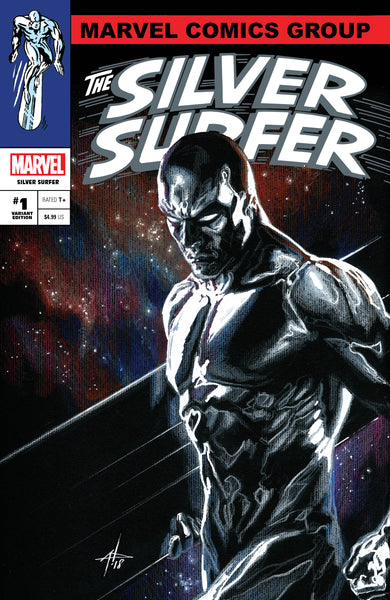 The Best Defense: Silver Surfer igcomicstore Classic Variant issue #1 Gabriele Dell'Otto