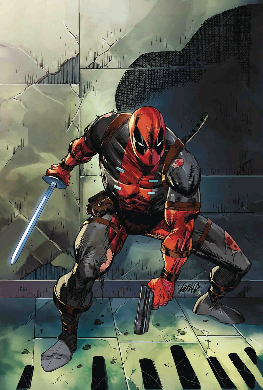 Deadpool 1:25 Variant issue #1