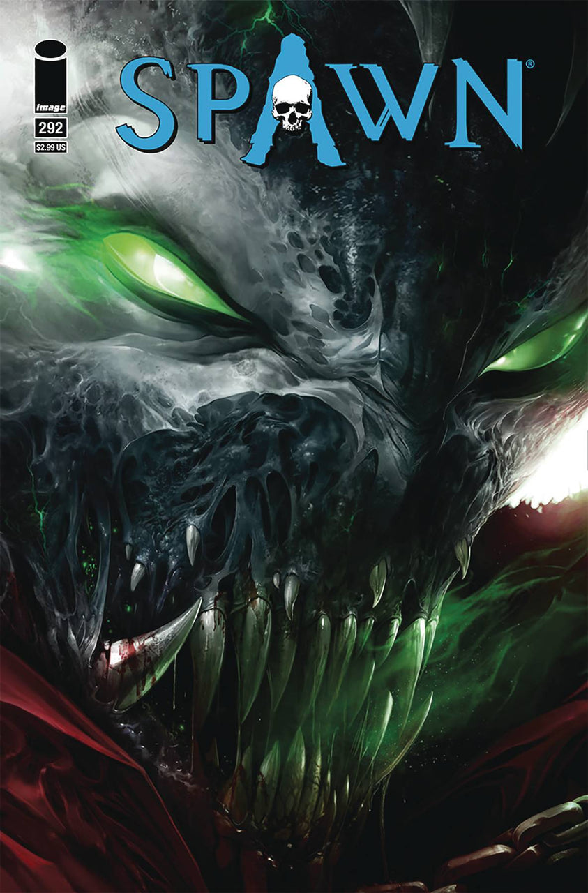 Spawn Virgin Variant issue #292 Francesco Mattina
