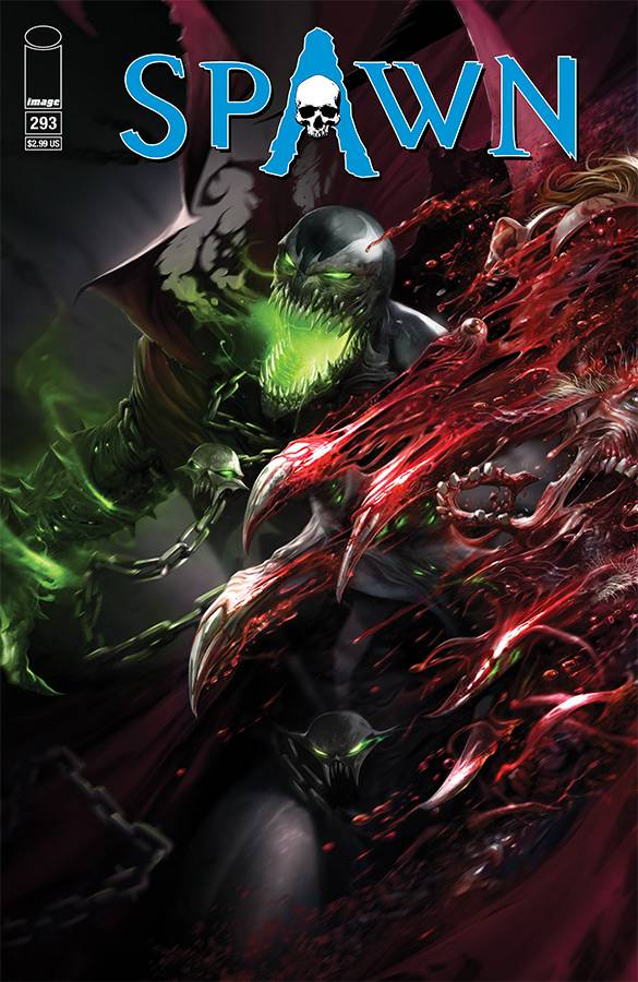 Spawn Virgin Variant issue #293