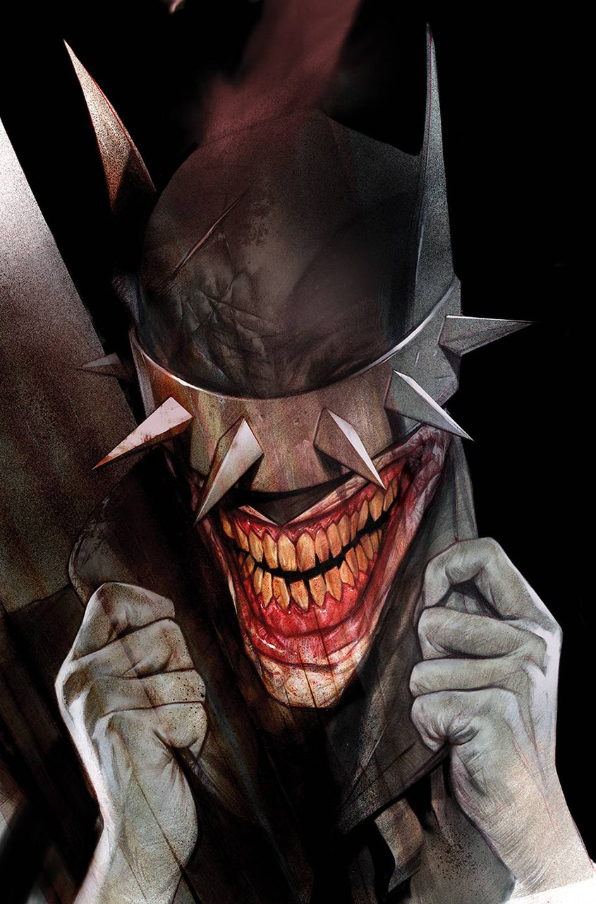Batman Who Laughs Variant issue #2 Ben Oliver