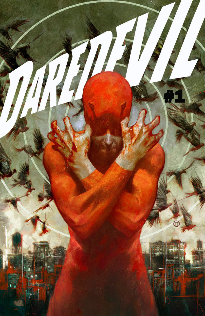 Daredevil issue #1 Julian Totino Tedesco