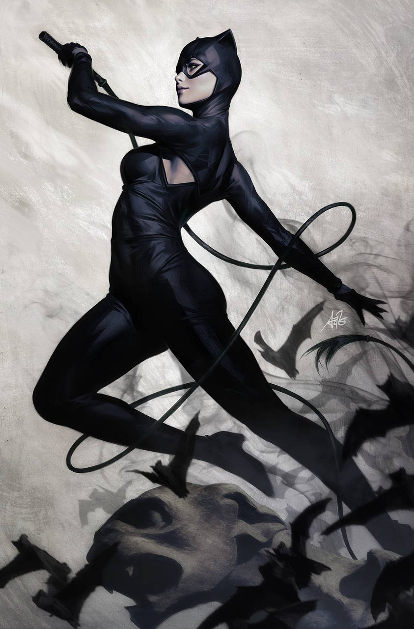 Catwoman Variant issue #10 Artgerm