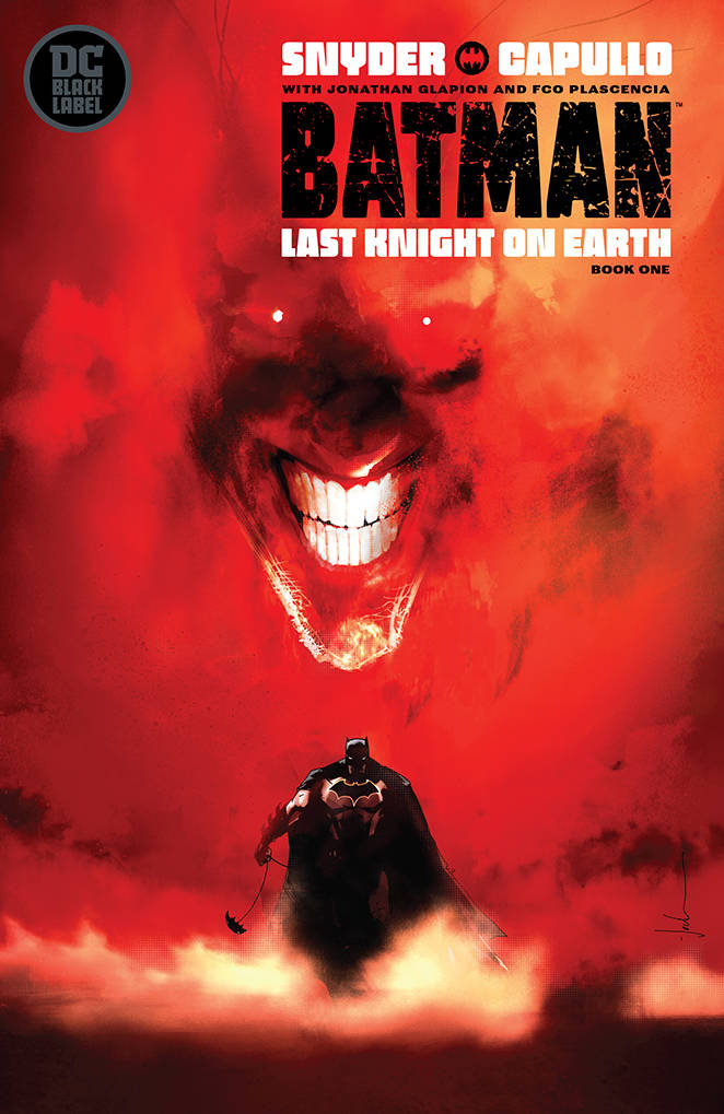 Batman Last Knight On Earth Variant issue #1 JOCK igcomicstore