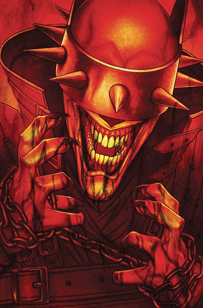 Batman Who Laughs Variant issue #6