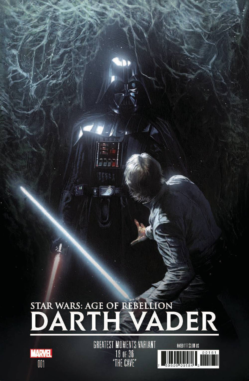 Star Wars AOR Darth Vader Variant issue #1 Gabriele Dell'Otto igcomicstore