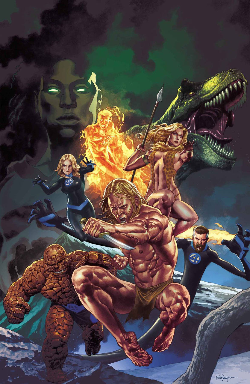 Fantastic Four Prodigal Son issue #1