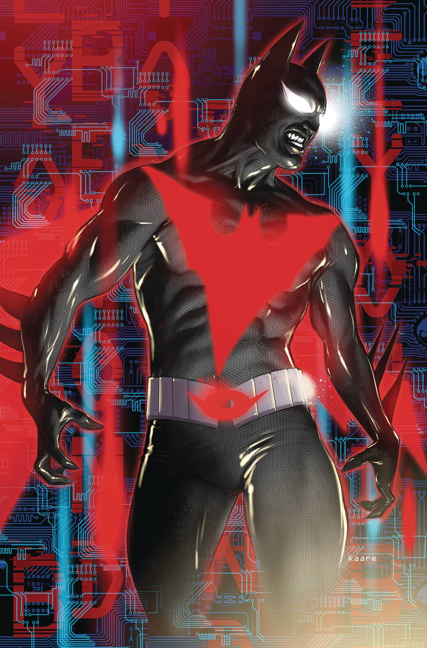 Batman Beyond Variant issue #34 igcomicstore
