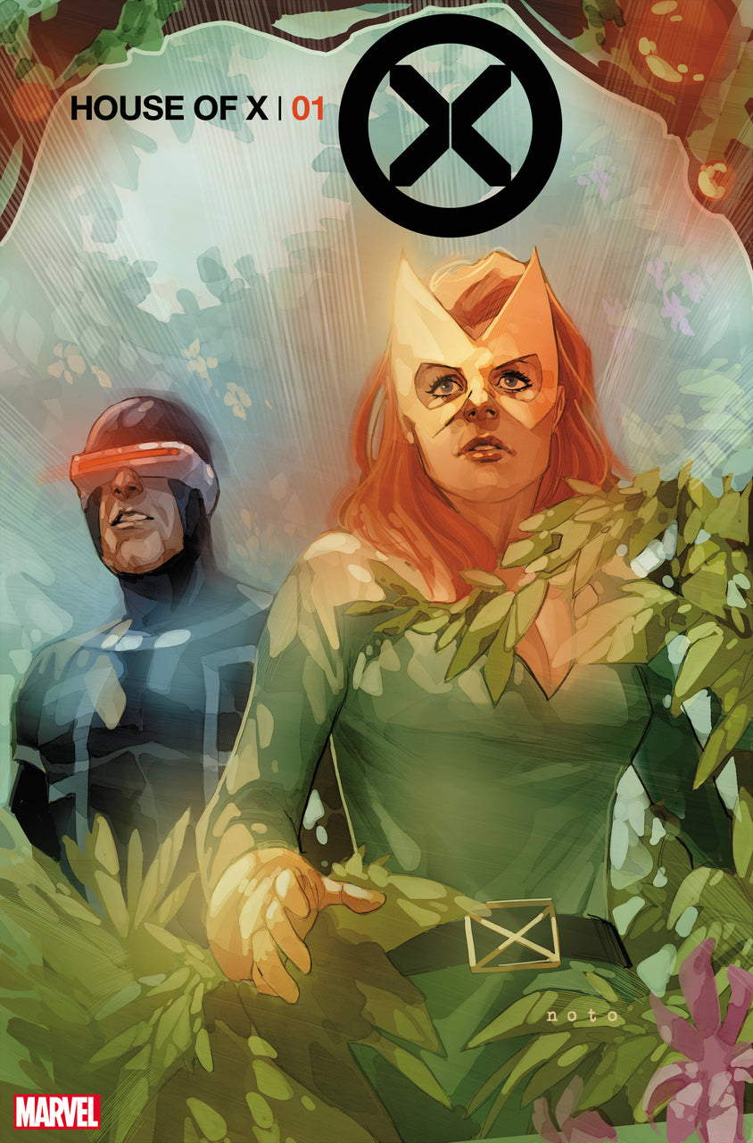 House of X issue #1 Phil Noto igcomicstore