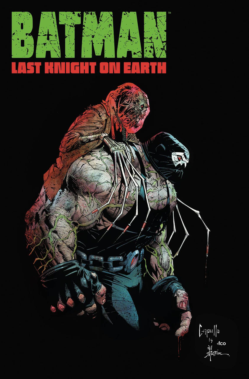 Batman Last Knight On Earth issue #2