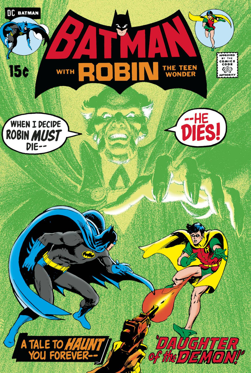 Batman Facsimile Edition issue #232