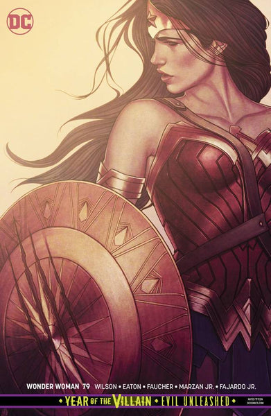 Wonder Woman Variant issue #79