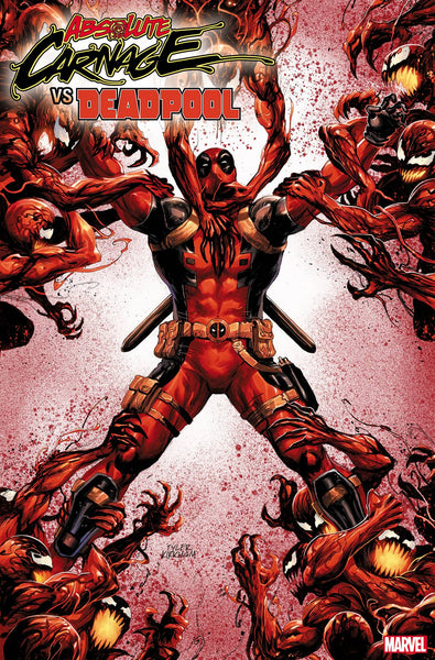 Absolute Carnage Vs. Deadpool issue #3 Tyler Kirkham igcomicstore
