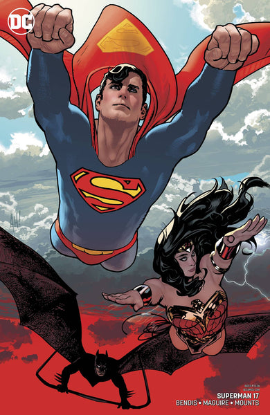 Superman Variant issue #17