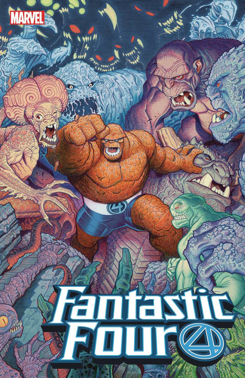 Fantastic Four issue #16 Nick Bradshaw igcomicstore