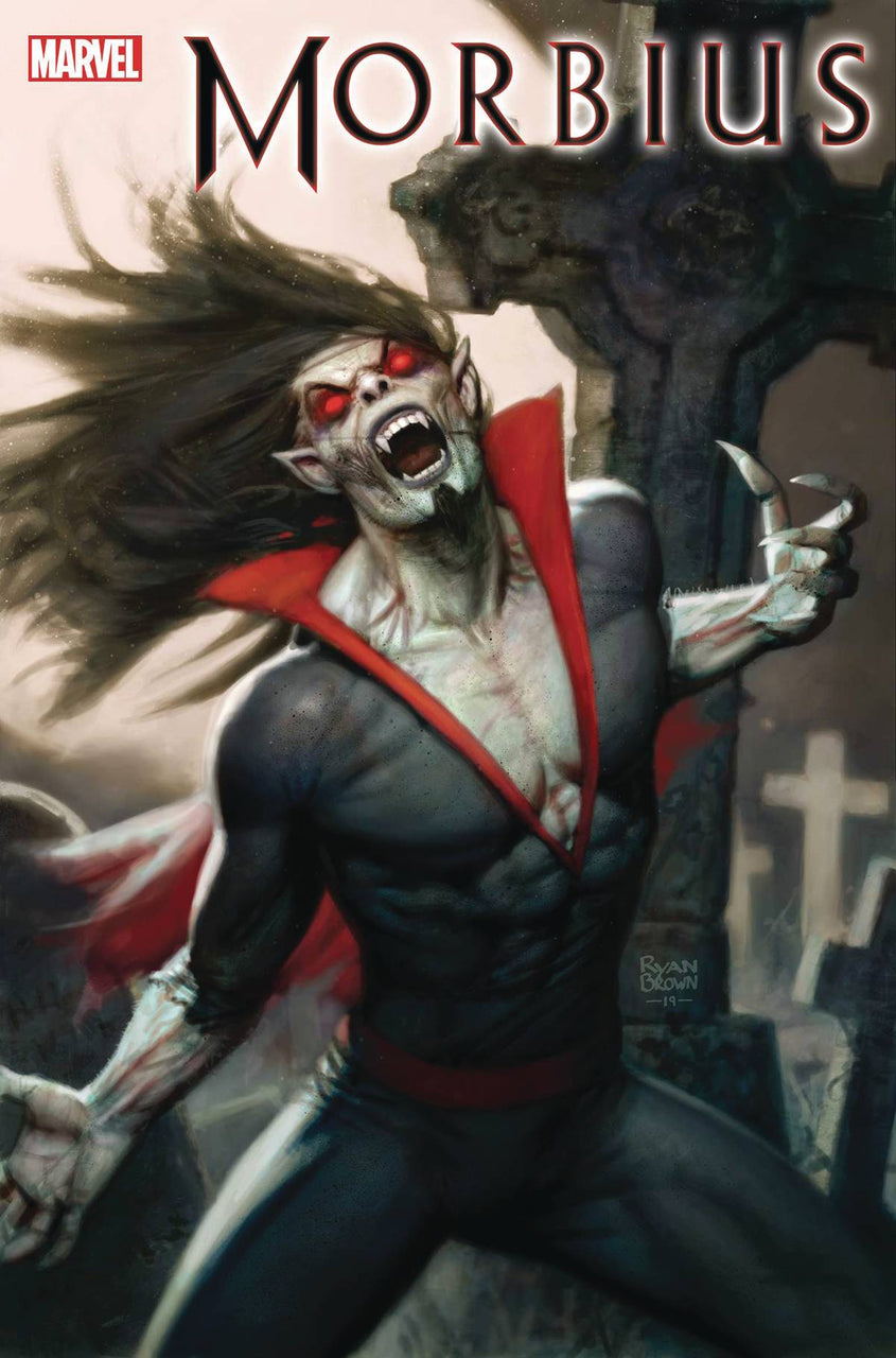 Morbius issue #1 -SHIPS 11/23/19