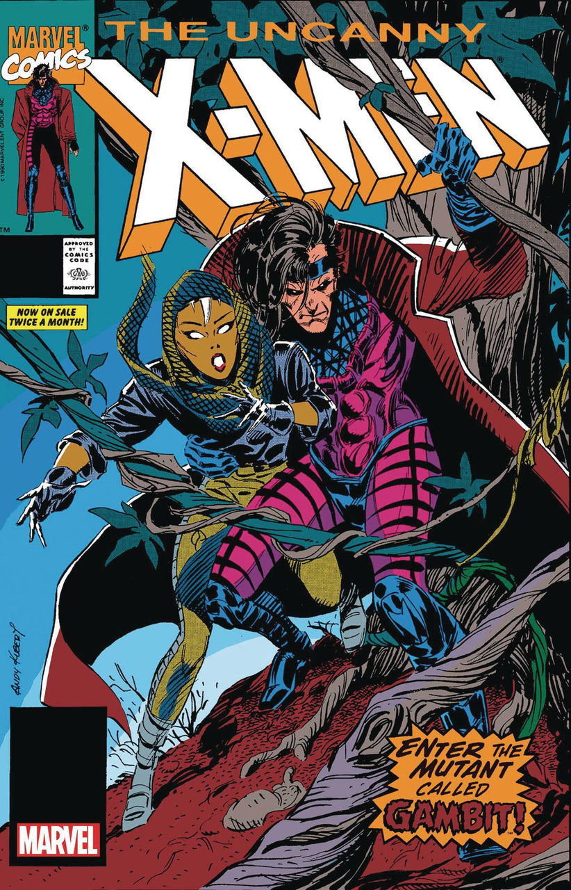 Uncanny X-MEN issue #266 FACSIMILE Edition igcomicstore
