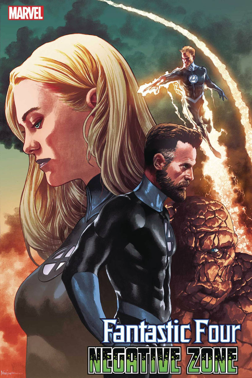 Fantastic Four Negative Zone Variant issue #1 igcomicstore