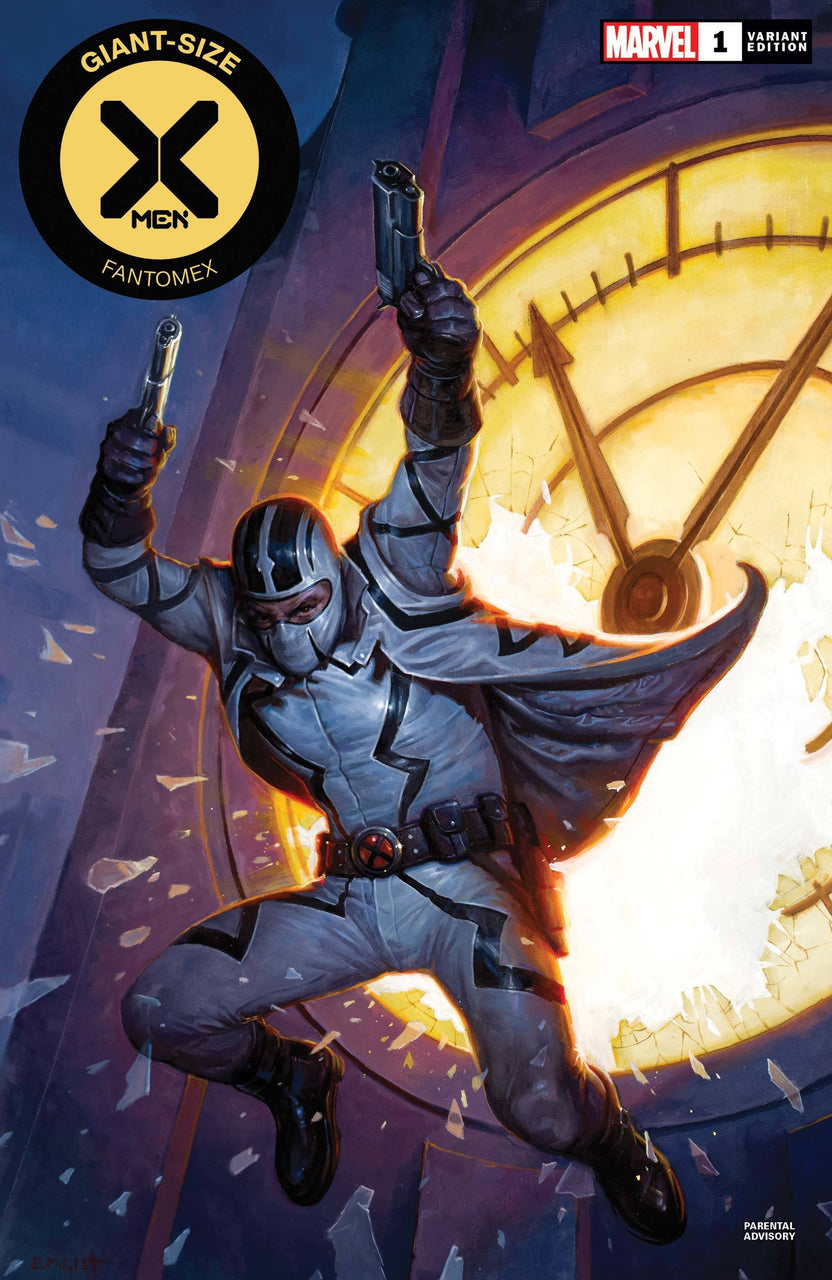 Giant Size X-MEN Fantomex Variant issue #1