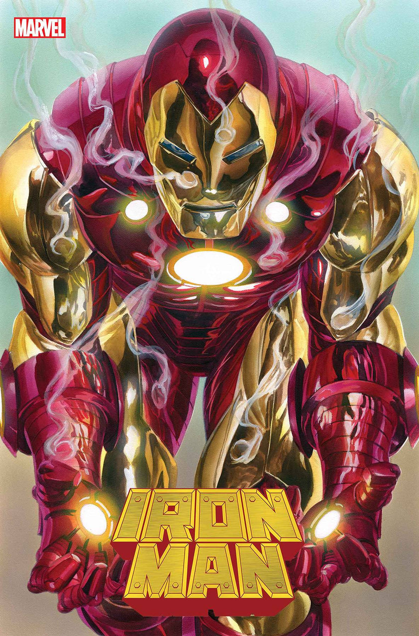 Iron Man issue #2