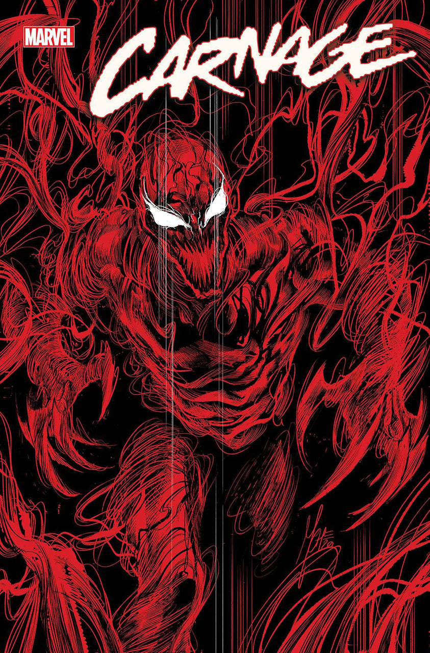 Carnage Black White & Blood issue #2  - SHIPS 05/15/21
