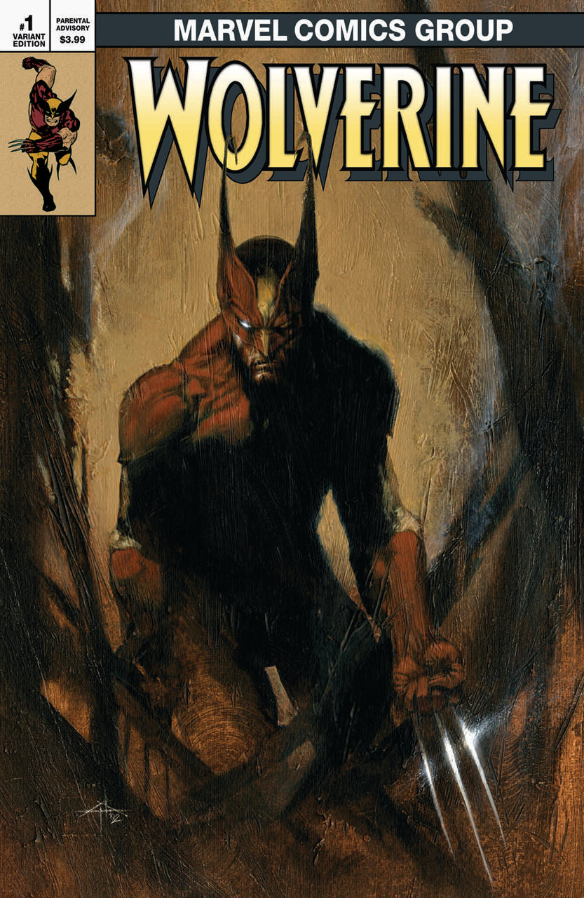 Wolverine Infinity Variant issue #1 Gabriele Dell'Otto igcomicstore exclusive