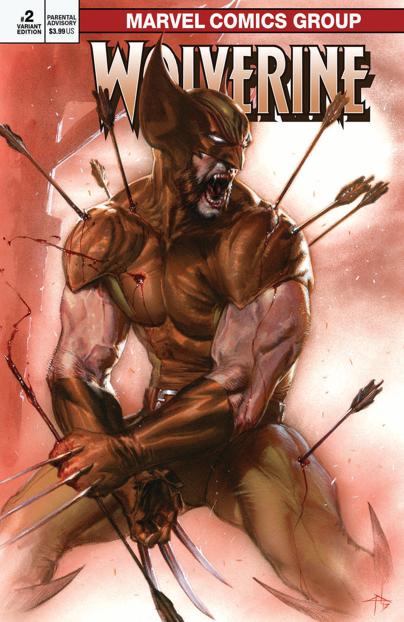 Return Of Wolverine igcomicstore Classic Variant issue #2 Gabriele Dell'Otto