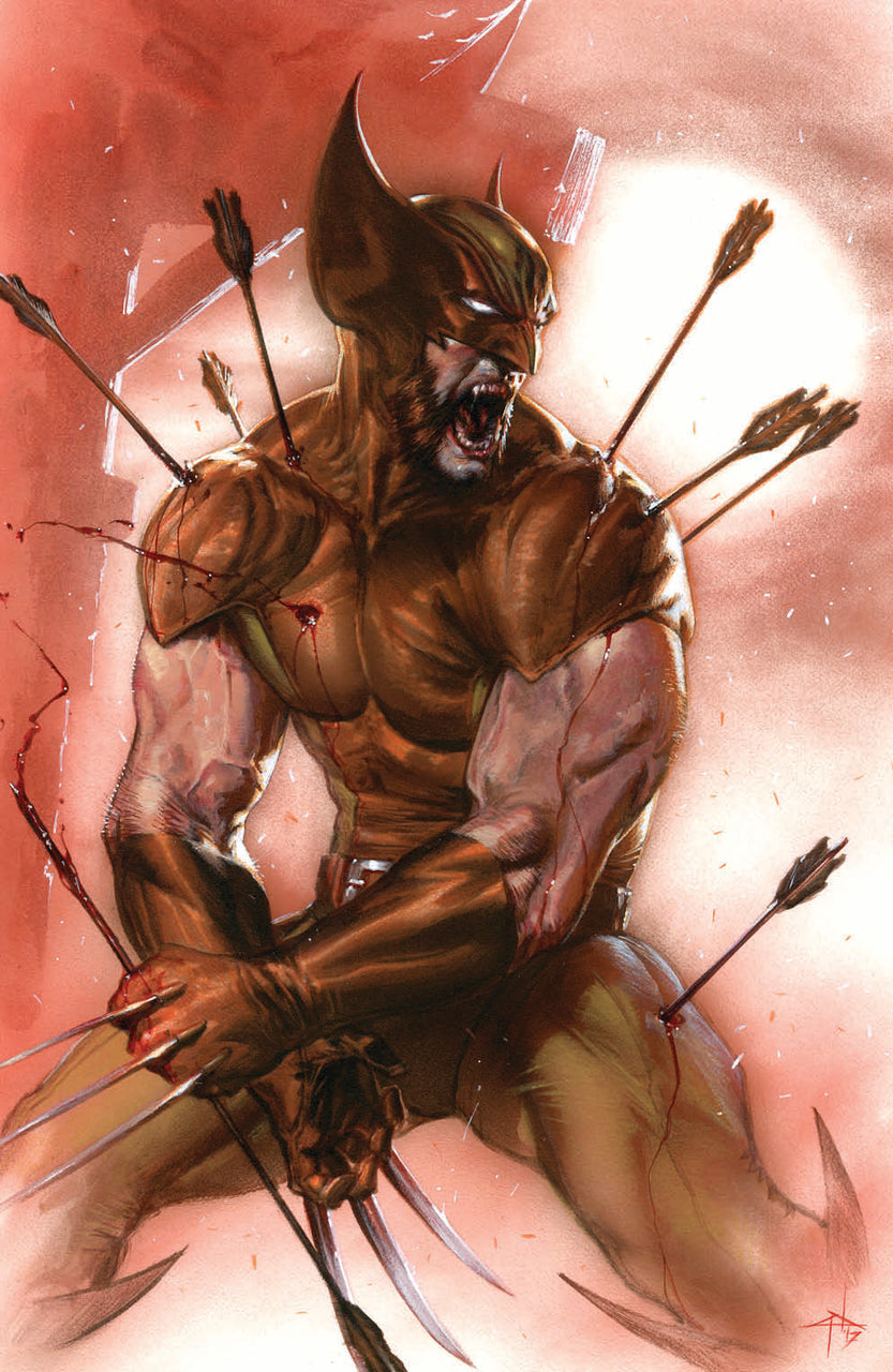 Return Of Wolverine igcomicstore Virgin Variant issue #2 Gabriele Dell'Otto