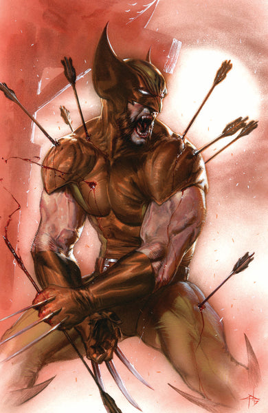 Return Of Wolverine igcomicstore Virgin Variant issue #2