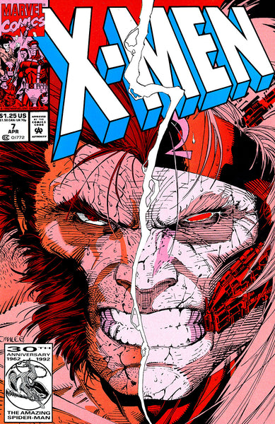 X-MEN issue #7 Jim Lee igcomicstore