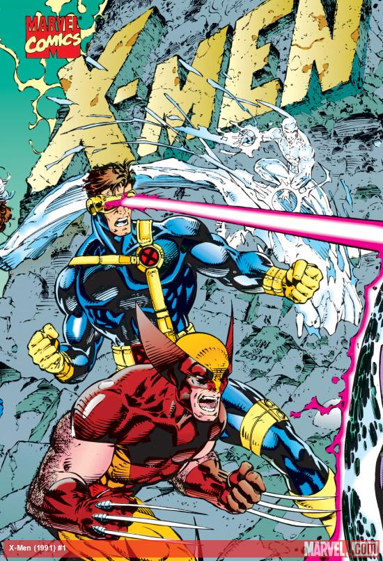 X-MEN issue #1 Jim Lee igcomicstore