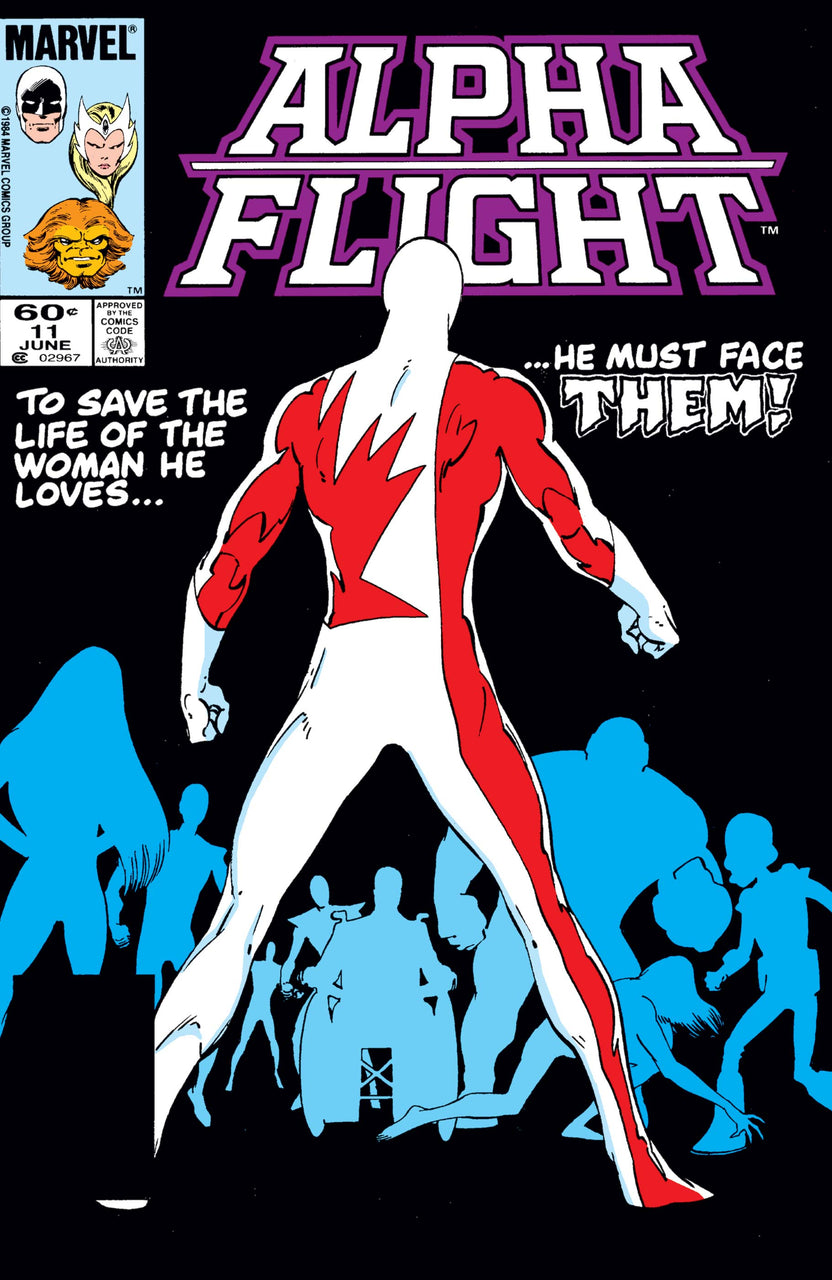 Alpha Flight issue #11 John Byrne igcomicstore
