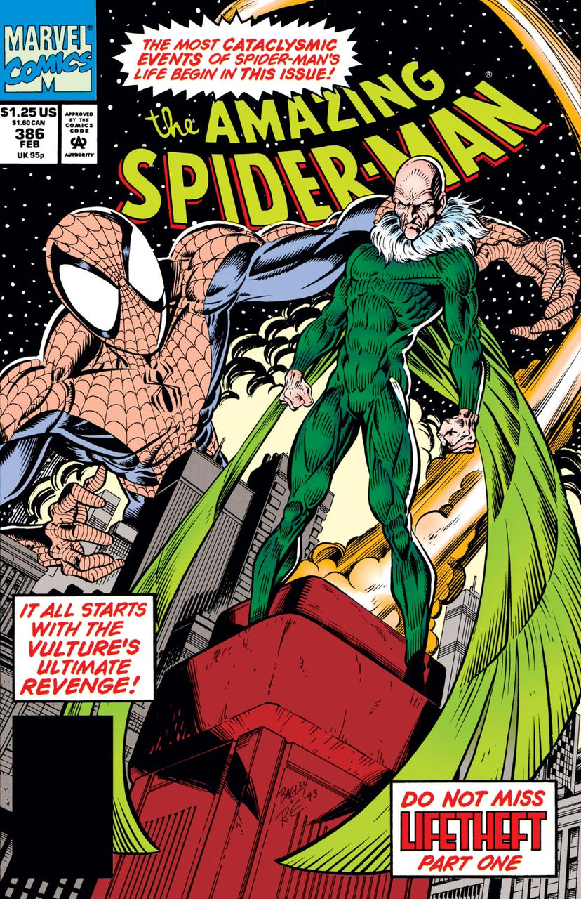 Amazing Spider-Man issue #386