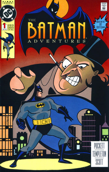 Batman Adventures issue #1