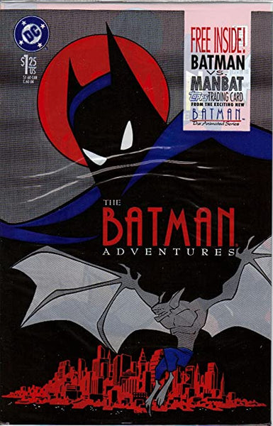 Batman Adventures Polybagged issue #7