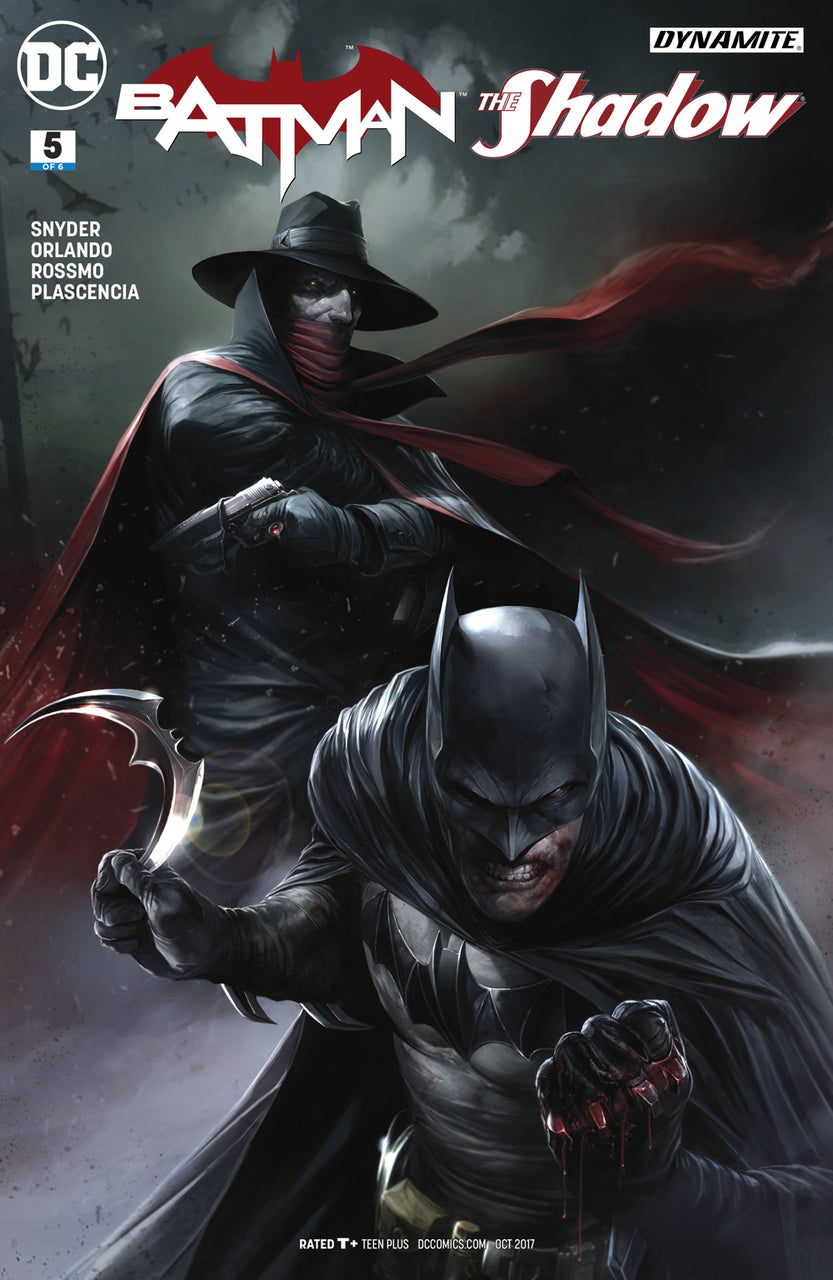 Batman the Shadow Variant issue #5