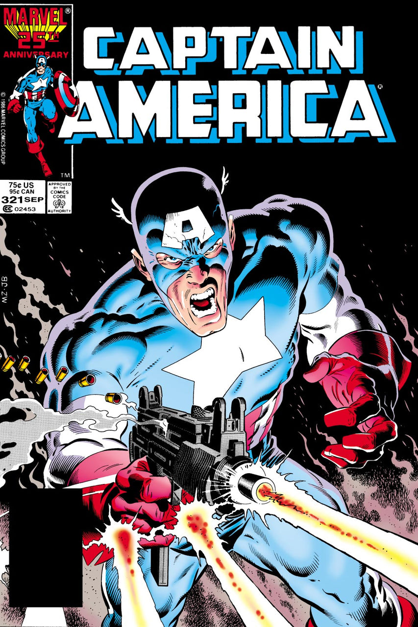 Captain America issue #321 Mike Zeck igcomicstore