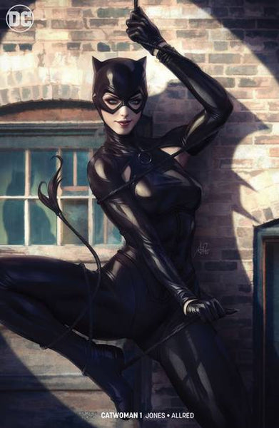 Catwoman Variant issue #1 Artgerm igcomicstore