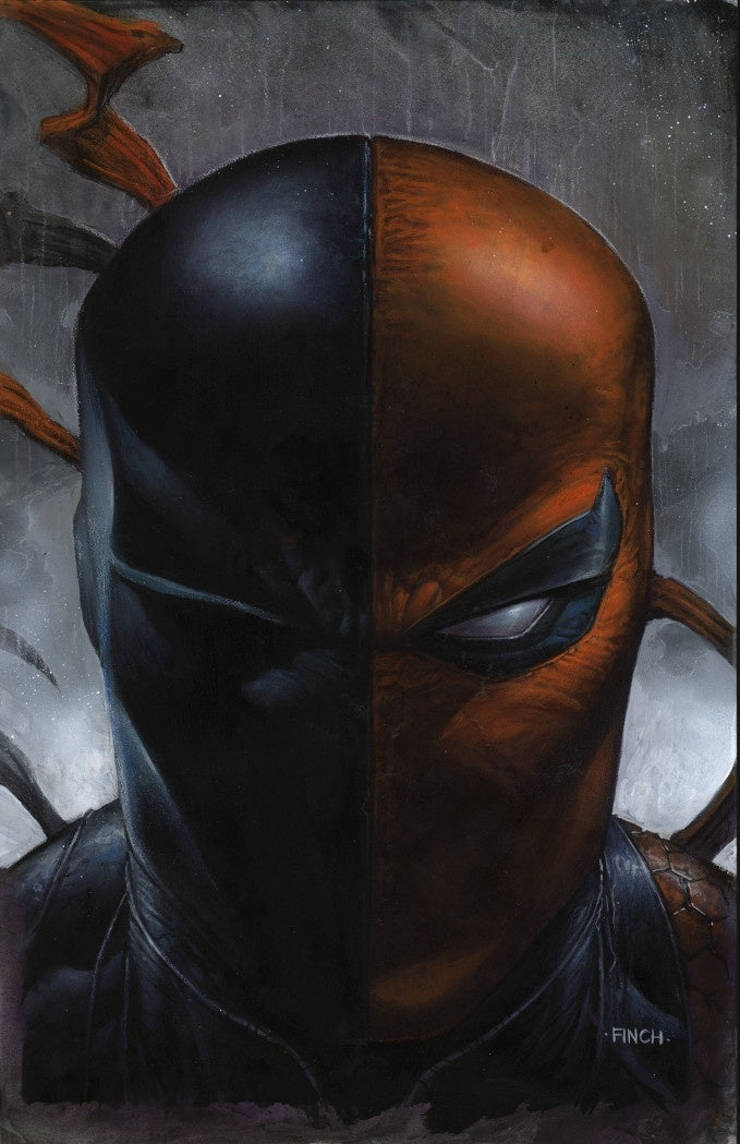 Deathstroke Variant issue #45 David Finch igcomicstore