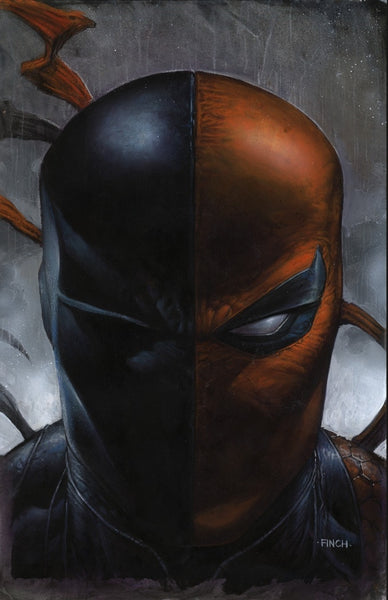 Deathstroke Variant issue #45 CGC 9.8